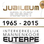 Jubileum krant